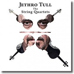 Cover: Jethro Tull - The String Quartets