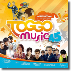 Cover: Toggo Music 45 - Various Artists