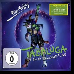 Cover: Tabaluga - Es lebe die Freundschaft! Live - Peter Maffay
