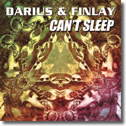 Cover: Darius & Finlay - Can't Sleep