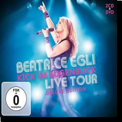 Cover: Beatrice Egli - Kick im Augenblick - Live Tour