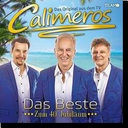 Cover: Calimeros - Das Beste - Zum 40. Jubiläum