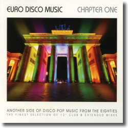 Cover: Euro Disco Music - Chapter One - Various Artists