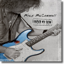Cover: Mick McConnell - Under My Skin