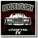 Cover:  Booze & Glory - Chapter IV