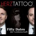 Cover: Herztattoo - Fifty Dates der Leidenschaft