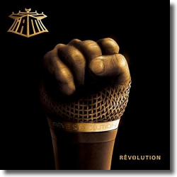 Cover: IAM - Rêvolution