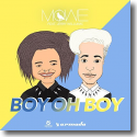 Cover:  Möwe feat. Jerry Williams - Boy Oh Boy