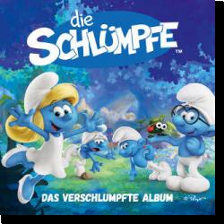 Cover: Die Schlümpfe - Das verschlumpfte Album