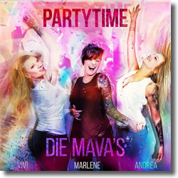Cover: Die Mava's - Partytime