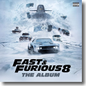 Cover:  Fast & Furious 8: The Album - Original Soundtrack