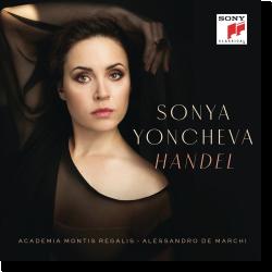 Cover: Sonya Yoncheva - Händel