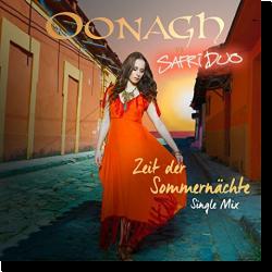 Cover: Oonagh vs. Safri Duo - Zeit der Sommernächte