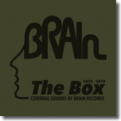 Cover: The Brain Box: Cerebral Sounds of Brain Records 1972-1979 - Various Artists