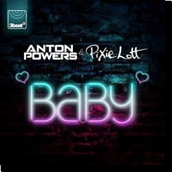 Cover: Anton Powers & Pixie Lott - Baby