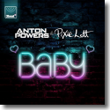 Cover: Anton Powers & Pixie Lott - Baby