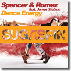 Cover: Spencer & Romez feat. James Stefano - Dance Energy