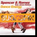 Cover:  Spencer & Romez feat. James Stefano - Dance Energy