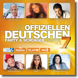 Cover: Die offiziellen Deutschen Party & Schlager Charts Vol. 7 - Various Artists
