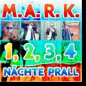 Cover:  M.A.R.K. - 1, 2, 3, 4 Nächte prall