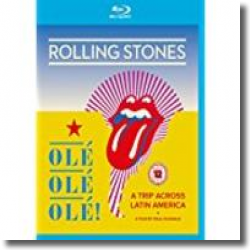 The Rolling Stones Live Dvd Blu Ray Ole Ole Ole A