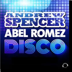 Cover: Andrew Spencer & Abel Romez - D.I.S.C.O.