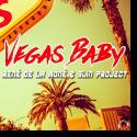 Cover:  René de la Moné & Slin Project - Vegas Baby