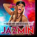 Cover:  Jazmin - Da wo wir sind ist es geil