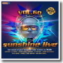 Cover:  sunshine live Vol. 60 - The Best Of - Various Artists