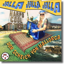 Cover: Harpo Cool - Jalla Jalla Jalla (Der Scheich von Mallorca)