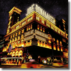 Cover: Joe Bonamassa - Live At Carnegie Hall - An Acoustic Evening
