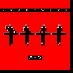 Cover: Kraftwerk - 3-D Der Katalog
