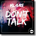 Cover: Klaas - Don't Talk