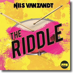 Cover: Nils van Zandt - The Riddle
