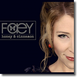 Cover: Faey - Honey & Cinnamon