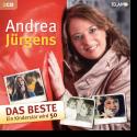 Cover:  Andrea Jürgens - Beste - Ein Kinderstar wird 50