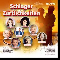Cover: Schlager Zärtlichkeiten - Various Artists