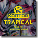 Cover:  Kontor Trapical 2017 - The Festival Season - Various Artists