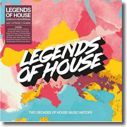 Cover: Legends Of House - Various Artists