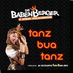 Cover: Die Babenberger - Tanz Bua Tanz