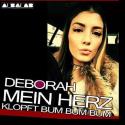 Cover:  Deborah - Mein Herz klopft Bum Bum Bum