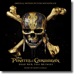 Cover: Pirates Of The Caribbean 5: Salazars Rache - Original Soundtrack