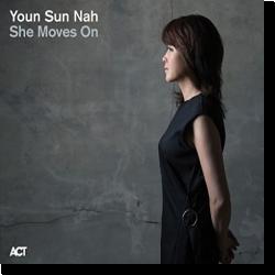 Cover: Youn Sun Nah - She Moves On
