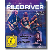 Cover: Piledriver - The Boogie Brothers Live In Concert