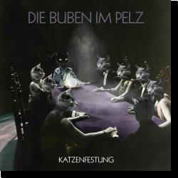 Cover: Die Buben im Pelz - Katzenfestung