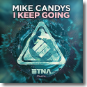 Cover:  Mike Candys - I Keep Going