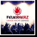 Cover:  Feuerherz - Lange nicht genug