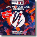 Cover:  Alex Megane - Give Me Your Love (Bad Chick)