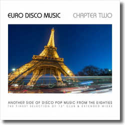 Cover: Euro Disco Music - Chapter Two - Various Artists
