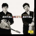 Cover:  Omer Avital & Avi Avital - Avital meets Avital